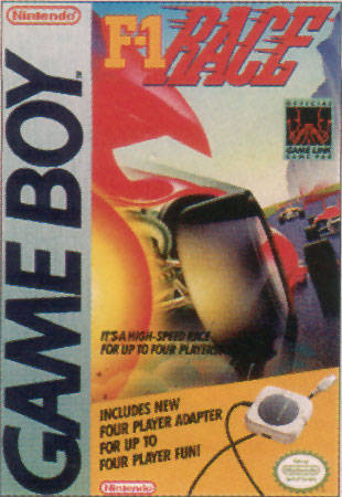 F-1 Race - Game Boy [USED]