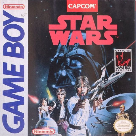 Star Wars - Game Boy [USED]