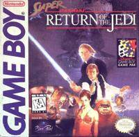 Super Star Wars: Return of the Jedi - Game Boy [USED]