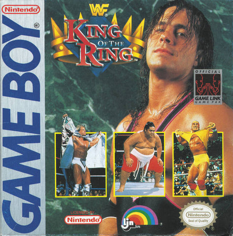 WWF King of the Ring - Game Boy [USED]