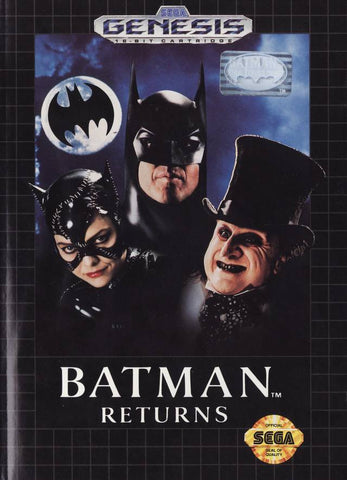 Batman Returns - SEGA Genesis [USED]