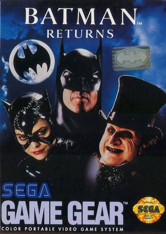 Batman Returns - SEGA GameGear [USED]