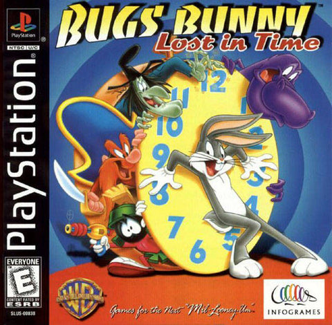 Bugs Bunny: Lost in Time - PlayStation