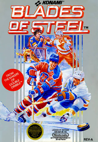 Blades of Steel - Nintendo NES [USED]