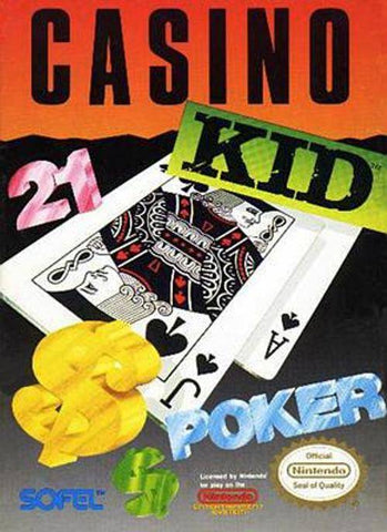 Casino Kid - Nintendo NES [USED]