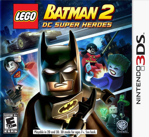 LEGO Batman 2: DC Super Heroes - Nintendo 3DS [USED]