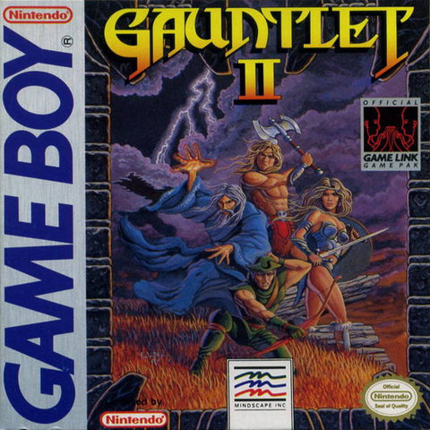 Gauntlet II - Game Boy [USED]