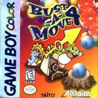 Bust-A-Move 4 - Game Boy Color [USED]