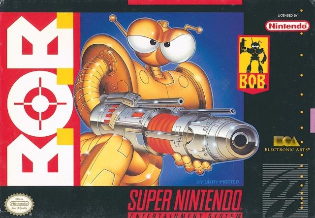 B.O.B. - Super Nintendo [USED]