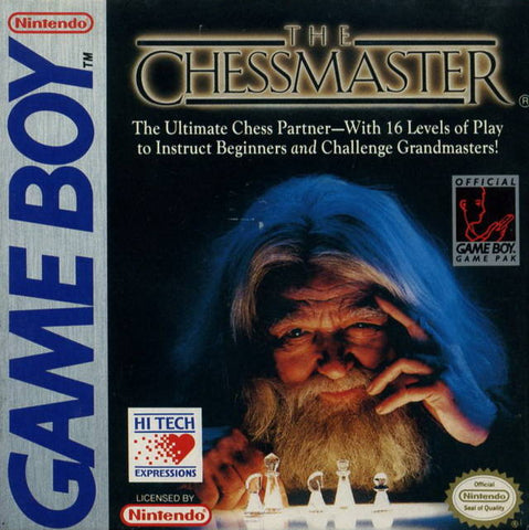 The Chessmaster - Game Boy [USED]