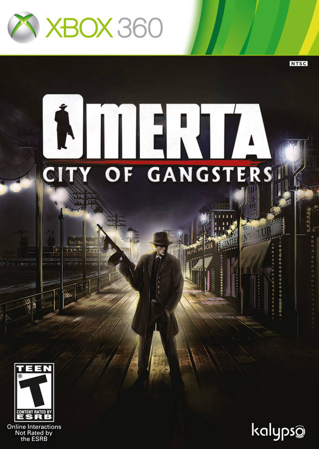 Omerta: City of Gangsters - Xbox 360