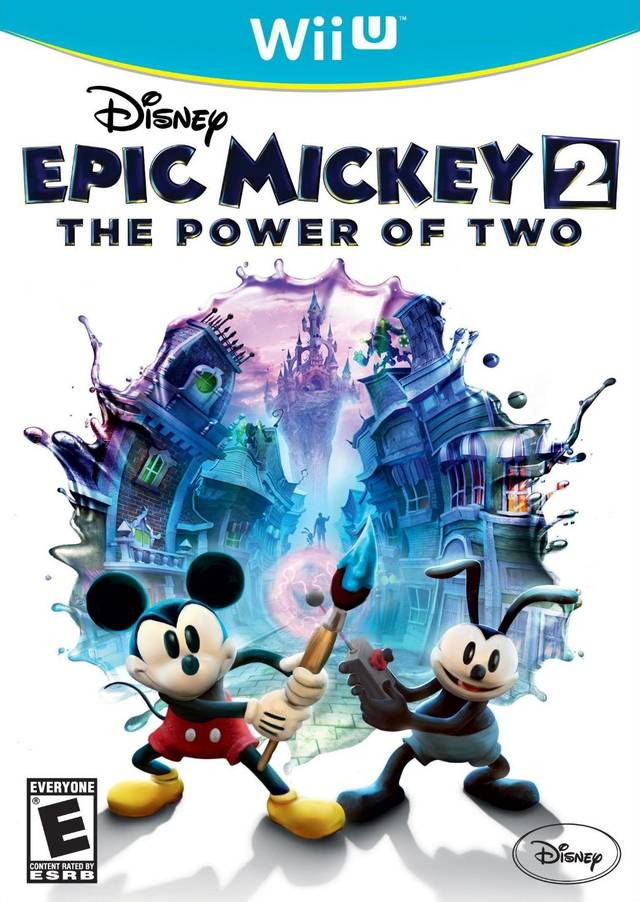 Disney Epic Mickey 2: The Power of Two - Nintendo Wii U [USED]