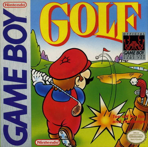 Golf - Game Boy [USED]