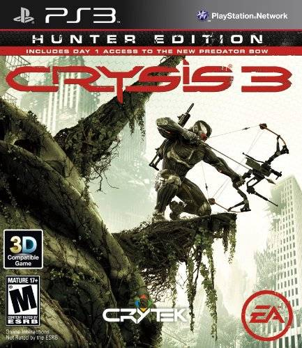 Crysis 3 (Hunter Edition) - PlayStation 3