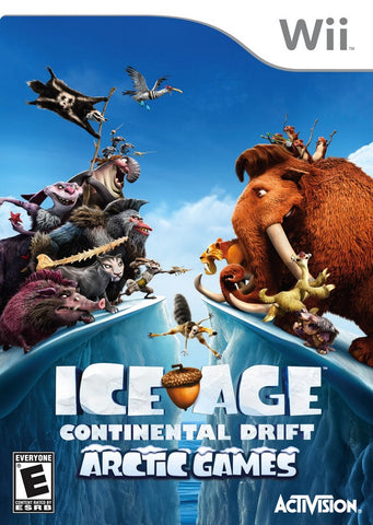 Ice Age: Continental Drift - Arctic Games - Nintendo Wii [USED]
