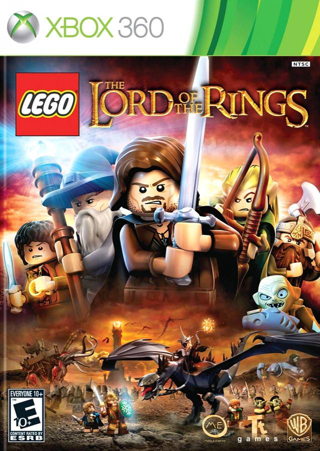 LEGO The Lord of the Rings - Xbox 360