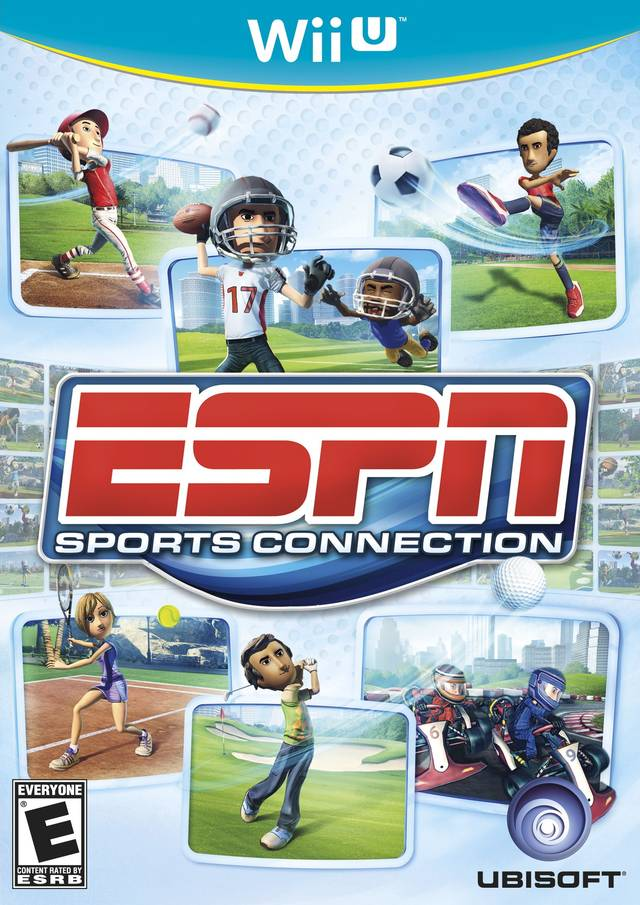 ESPN Sports Connection - Nintendo Wii U [USED]