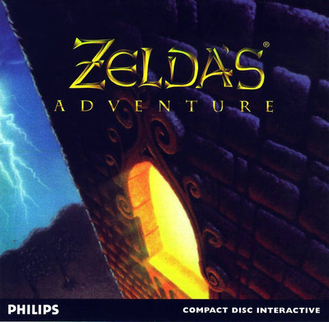 Zelda's Adventure - CD-I