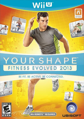 Your Shape: Fitness Evolved 2013 - Nintendo Wii U [NEW]