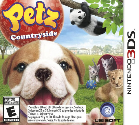 Petz Countryside - Nintendo 3DS [NEW]