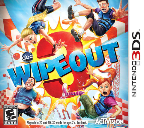 Wipeout 3 - Nintendo 3DS [USED]