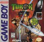 Turok: Battle of the Bionosaurs - Game Boy (Platformer, 1997, US )