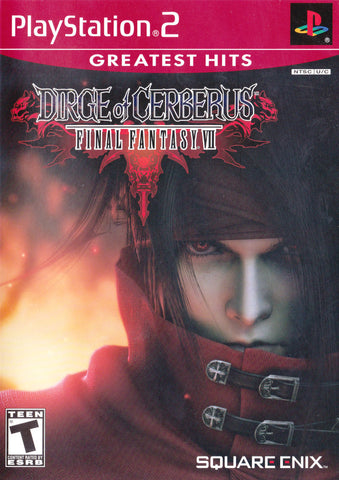 Dirge of Cerberus: Final Fantasy VII (Greatest Hits) - PlayStation 2