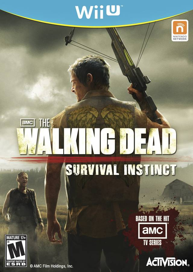 The Walking Dead: Survival Instinct - Nintendo Wii U [USED]