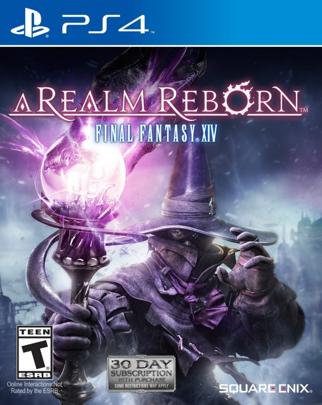 Final Fantasy XIV Online: A Realm Reborn - PlayStation 4