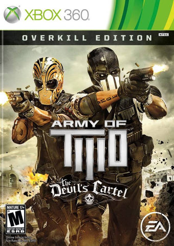 Army of Two: The Devil's Cartel - Xbox 360