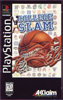 College Slam (Long Box) - PlayStation