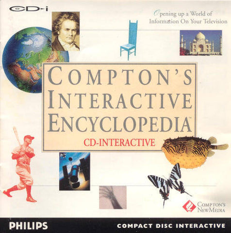 Compton's Interactive Encyclopedia - CD-I