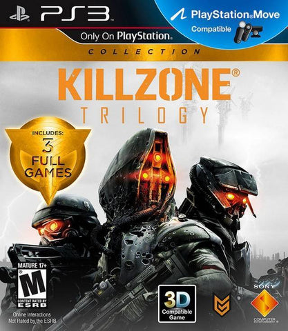Killzone Trilogy - PlayStation 3
