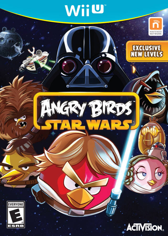 Angry Birds Star Wars - Nintendo Wii U [USED]