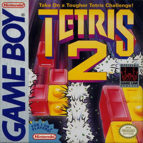 Tetris 2 - Game Boy [USED]