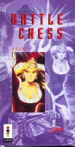 Battle Chess - 3DO