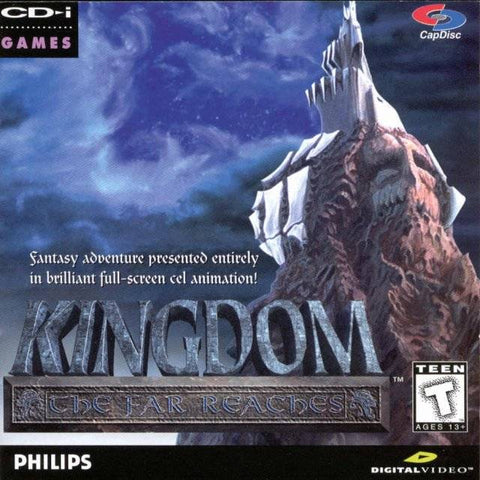 Kingdom: The Far Reaches - CD-I