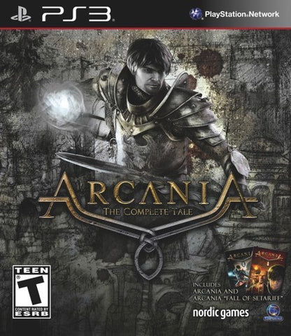 Arcania: The Complete Tale - PlayStation 3