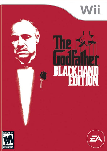 The Godfather: Blackhand Edition - Nintendo Wii [USED]