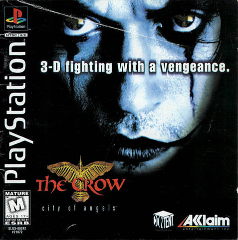 The Crow: City of Angels - PlayStation