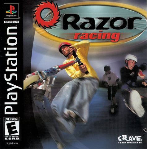 Razor Racing - PlayStation