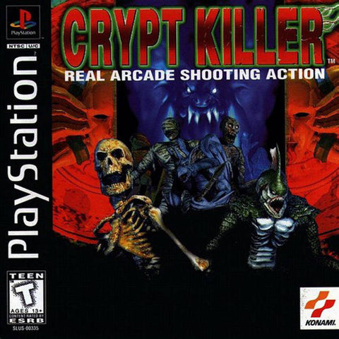 Crypt Killer - PlayStation