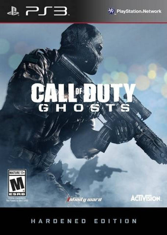 Call of Duty: Ghosts (Hardened Edition) - PlayStation 3