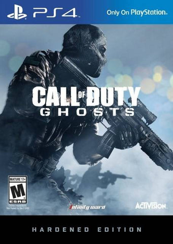 Call of Duty: Ghosts (Hardened Edition) - PlayStation 4