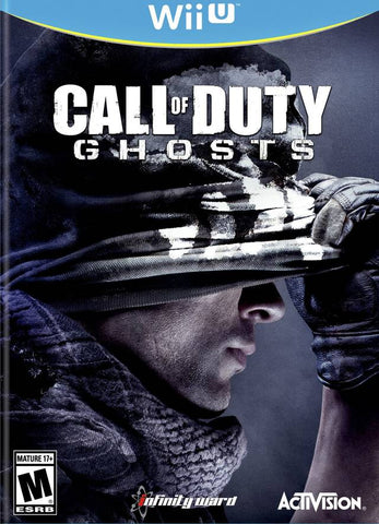 Call of Duty: Ghosts - Nintendo Wii U [USED]