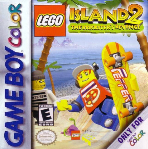LEGO Island 2: The Brickster's Revenge - Game Boy Color [USED]