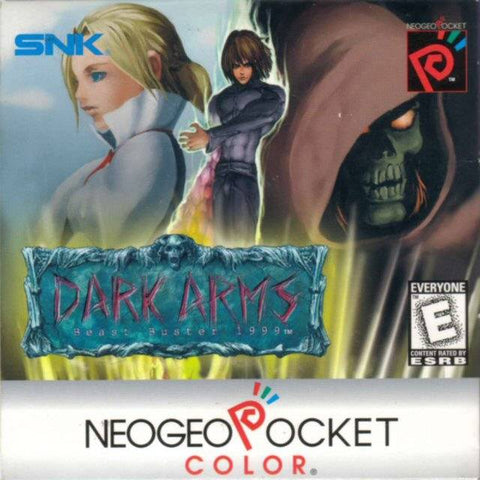 Dark Arms - NeoGeo Pocket Color [USED]