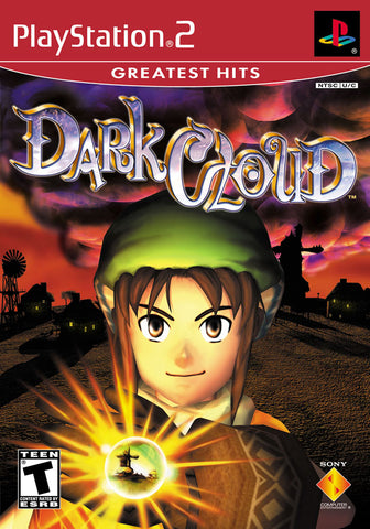 Dark Cloud (Greatest Hits) - PlayStation 2