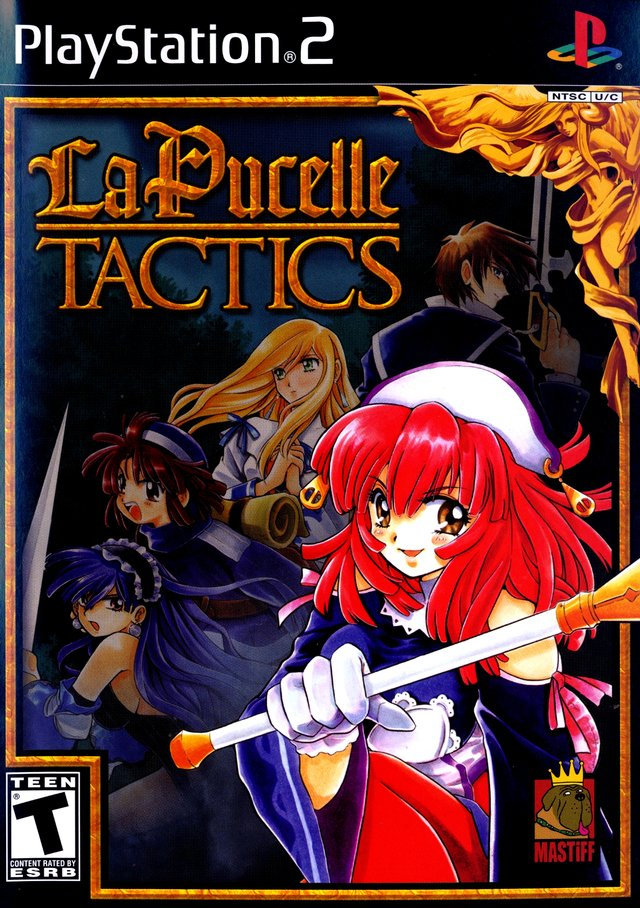 La Pucelle: Tactics - PlayStation 2