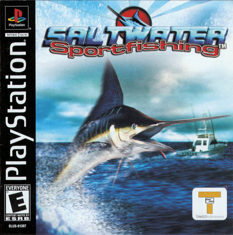Saltwater Sportfishing - PlayStation